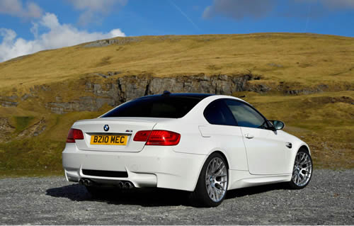 BMW M3 E92 Competition Pack