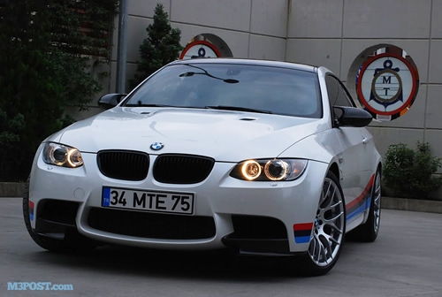 BMW M3 E92 Competition Pack M Performance