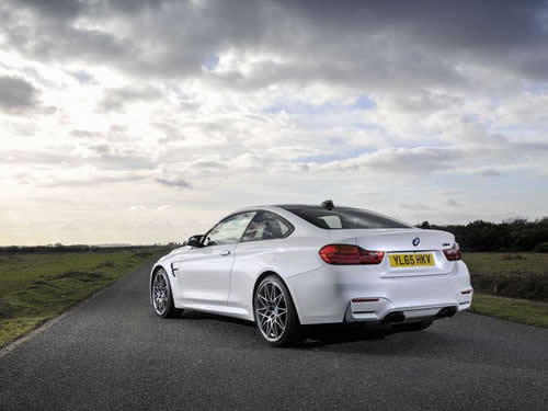 BMW M4 Package Competition