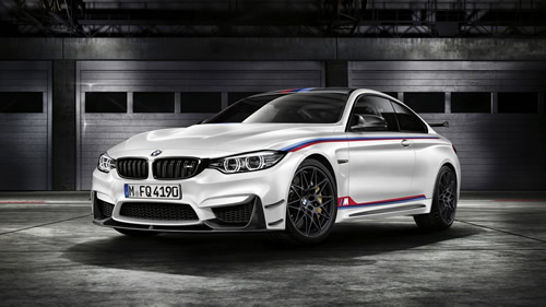 BMW M4 DTM Edition Champion 2016